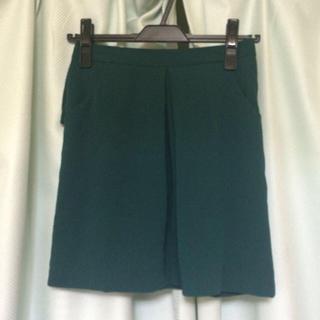 ローリーズファーム(LOWRYS FARM)のタイ付きタイトスカート(ミニスカート)