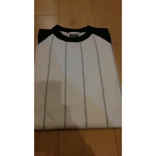 マスターピース(master-piece)のMASTERPIECE マスターピース ロンT ストライプ(Tシャツ/カットソー(七分/長袖))