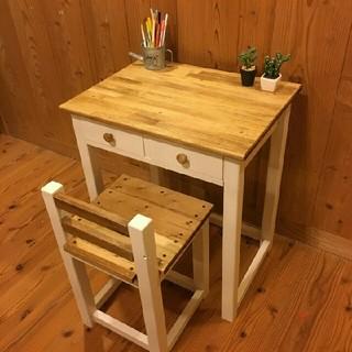 学習机 スクールデスク セット(家具)