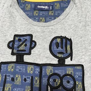 デシグアル(DESIGUAL)の【tiro様専用】デシグアル【中古】Tシャツ  Sサイズ(Tシャツ/カットソー(半袖/袖なし))