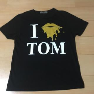 トムレヴェル(TOM REBL)のtom rebl ロゴTシャツ(Tシャツ/カットソー(半袖/袖なし))