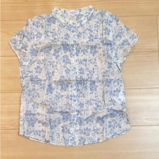 マリクレール(Marie Claire)のマリークレール  薄手ブラウス(シャツ/ブラウス(半袖/袖なし))