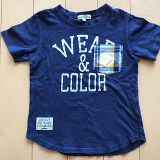 サンカンシオン(3can4on)のキッズ  Tシャツ(Tシャツ/カットソー)