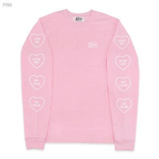 ケイティー(Katie)のKatie♡ROCK CANDY big logo tee ピンク♡(Tシャツ(長袖/七分))