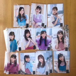 エイチケーティーフォーティーエイト(HKT48)のHKT48 「早送りカレンダー」 生写真 11枚(女性タレント)