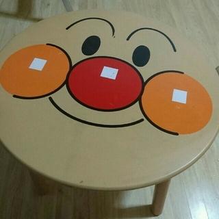 アンパンマン 顔テーブル(ローテーブル)