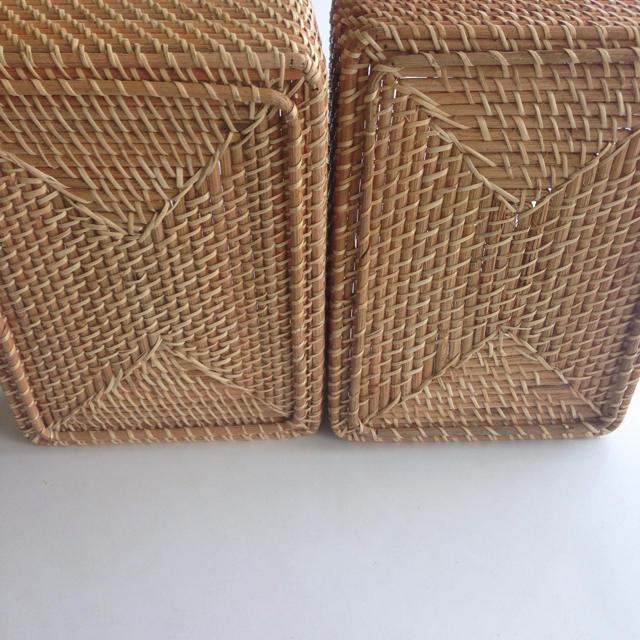MUJI (無印良品)(ムジルシリョウヒン)のgmama様専用 インテリア/住まい/日用品のインテリア小物(バスケット/かご)の商品写真