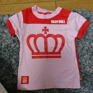 ベビードール(BABYDOLL)の80㎝ ベビードール Tシャツ(Tシャツ)