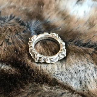 クロムハーツ(Chrome Hearts)の帽子shop様 クロムハーツ   SBT バンドリング 指輪 リング(リング(指輪))