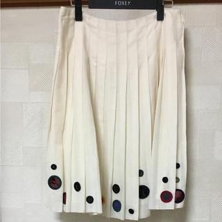 プラダ(PRADA)のプラダ スカート ミュウミュウ アナウィンター(ひざ丈スカート)