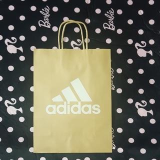 アディダス(adidas)のアディダス 紙袋 手提げ ショップ袋(ショップ袋)