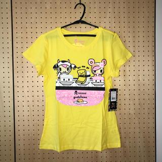 サンリオ(サンリオ)のtokidoki × ぐでたま スシTシャツ sizeS(Tシャツ(半袖/袖なし))