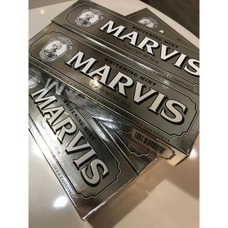 マービス(MARVIS)の【新品未使用】MARVIS マービス ホワイトニングミント75ml 20本セット(歯磨き粉)
