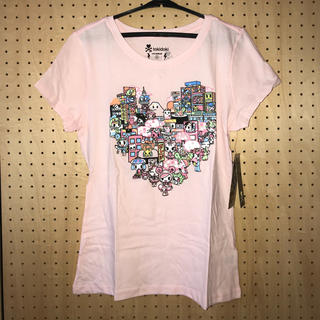 tokidoki カワイイharajuku Tシャツ sizeS(Tシャツ(半袖/袖なし))