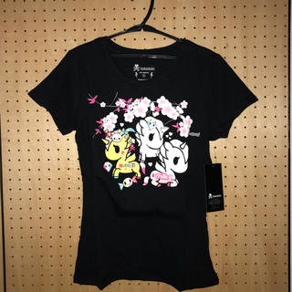 tokidoki  ユニコーンTシャツ sizeS(Tシャツ(半袖/袖なし))