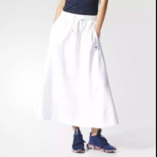 アディダス(adidas)のadidas originals アディダス オリジナルス ロングスカート(ロングスカート)