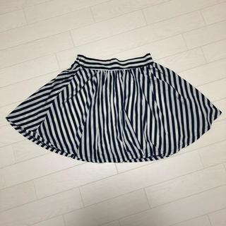 イング(INGNI)のストライプスカート 【 イング 】(ミニスカート)