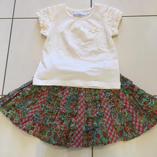 オイリリー(OILILY)のoilily 新品未使用スカート(スカート)
