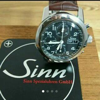 シン(SINN)のSinn 103B ジン(腕時計(アナログ))