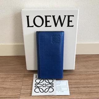 ロエベ(LOEWE)の美品 ロエベ  LOEWE キーケース 6連(キーケース)