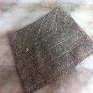リズリサ(LIZ LISA)のリズリサ♥新品タグ付ツイードスカート(ミニスカート)