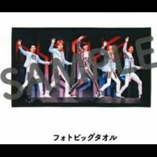 シャイニー(SHINee)のSHINee 2014 Special Editionフォトビッグタオル(K-POP/アジア)
