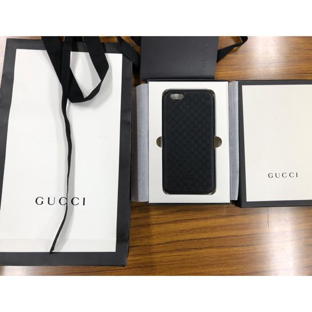 ヴィトン iphone7plus ケース 海外 | Gucci - GUCCI iPhone6ケース 美品の通販 by ゆん's shop|グッチならラクマ