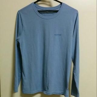 モンベル(mont bell)のmont-bell モンベル レディース 長袖トップス  ロンT(Tシャツ(長袖/七分))