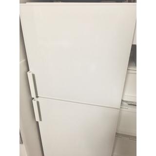 ムジルシリョウヒン(MUJI (無印良品))の無印良品 MUJI 冷蔵庫 137L AMJ-14C(冷蔵庫)
