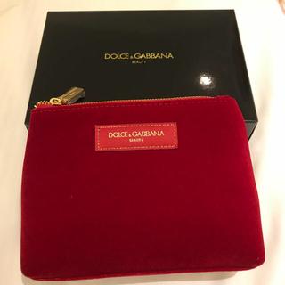 ドルチェアンドガッバーナ(DOLCE&GABBANA)のドルガバ新品未使用ポーチ(ポーチ)
