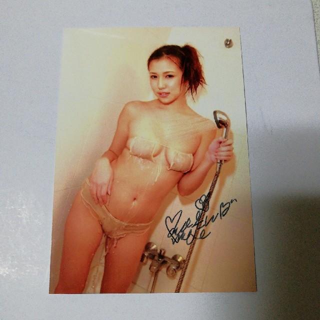 丸高愛実 直筆サイン生写真 エンタメ/ホビーのタレントグッズ(アイドルグッズ)の商品写真