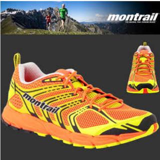 モントレイル(montrail)のモントレイル 2016 カルドラド 28.5(登山用品)