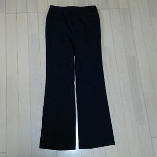 シマムラ(しまむら)の週末限定セール☆ レディース パンツ スラックス 黒 ウエスト61 (その他)