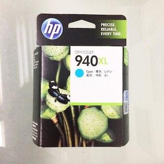 ヒューレットパッカード(HP)のHPインク 940XL シアン【未開封】即購入OK★送料込(その他)