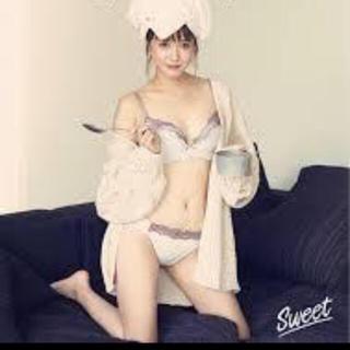 アンフィ(AMPHI)の【新品未使用】田中里奈 コラボランジェリーセット(ブラ&ショーツセット)