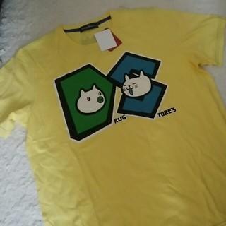 ドラッグストアーズ(drug store's)のドラッグストアーズ プリントTシャツ サイズF(Tシャツ(半袖/袖なし))