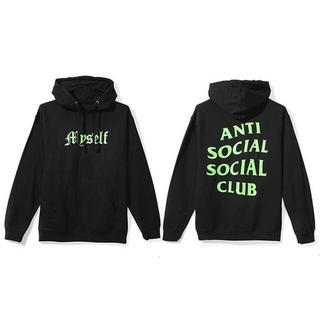 アンチ(ANTI)のAnti Social Social Club Myself Hoody(パーカー)