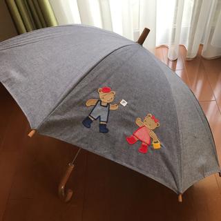 ファミリア(familiar)のファミリア 傘 50 新品タグ付き レア(傘)