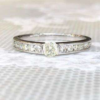 こーりん様専用✨ダイヤモンド✨K18WG ホワイトゴールド リング 指輪(リング(指輪))