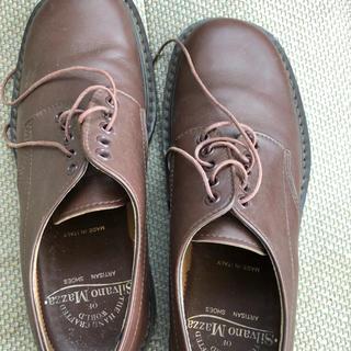 シルバノマッツァ(SILVANO MAZZA)の紳士靴(その他)