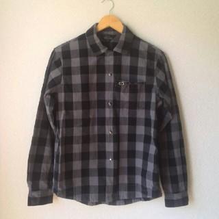 Americana コットンシャツ チェック