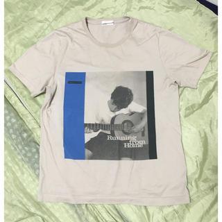 ラッドミュージシャン(LAD MUSICIAN)のLAD MUSICIAN ラッドミュージシャン  Tシャツ サイズ44 (Tシャツ/カットソー(半袖/袖なし))