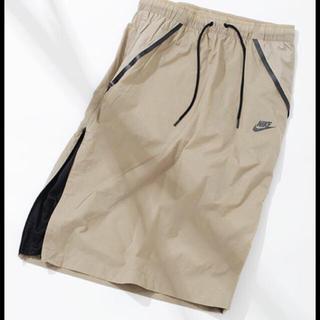 ナイキ(NIKE)のNIKE メッシュスカート(ひざ丈スカート)