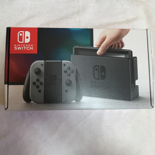 ニンテンドウ(任天堂)の任天堂 Switch スイッチ 本体(家庭用ゲーム本体)