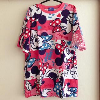 ディズニー Tシャツ 【Lサイズ】(Tシャツ(半袖/袖なし))