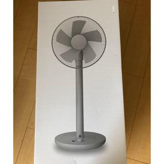 プラスマイナスゼロ(±0)のまる様専用 ±0 扇風機 DCモーターと時計(扇風機)