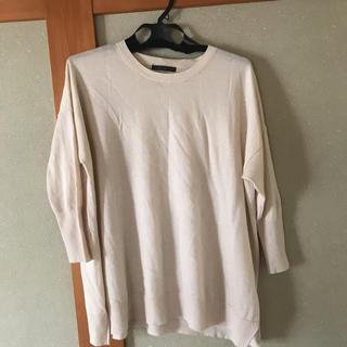 アトリエシックス(ATELIER SIX)の春☆ニット 七分袖 薄手 atelier six(ニット/セーター)