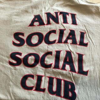 アンチ(ANTI)の17ss anti social social club  L(Tシャツ/カットソー(半袖/袖なし))