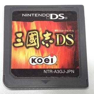 ニンテンドーDS(ニンテンドーDS)のC286 中古 DSソフト 三國志 本体のみ (携帯用ゲームソフト)