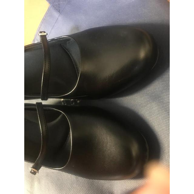 Chiyoda(チヨダ)の【fuwaraku】ブラック パンプス レディースの靴/シューズ(ハイヒール/パンプス)の商品写真